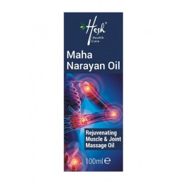 Maha Narayan Oil / Rejuvenating Muscle and Joint Massage Oil