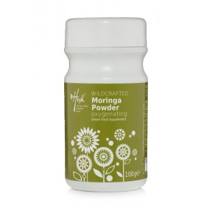 Moringa Powder Wild Crafted capsules