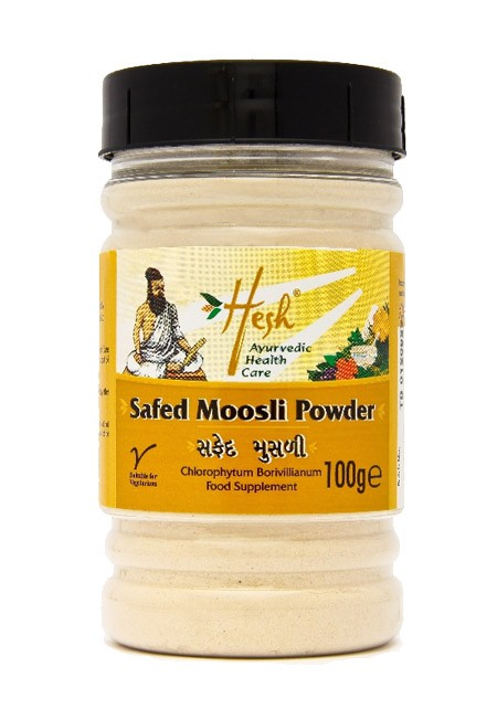 Safed Moosli Powder (Churna)