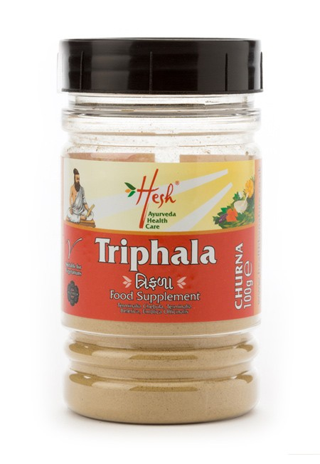 Triphala Powder - 3 Fruit Colon Cleanse